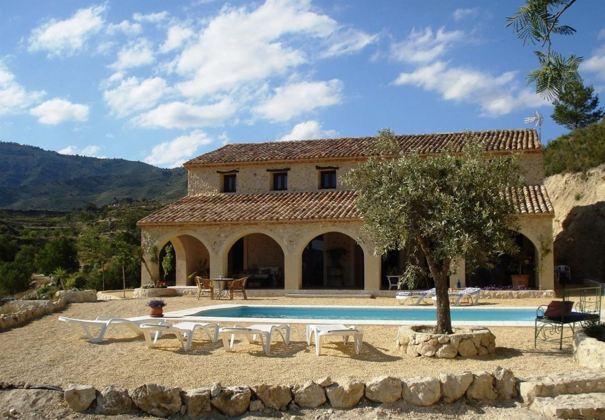 La Covarxella 2 8 Persons Unique Holiday Home Nearby El